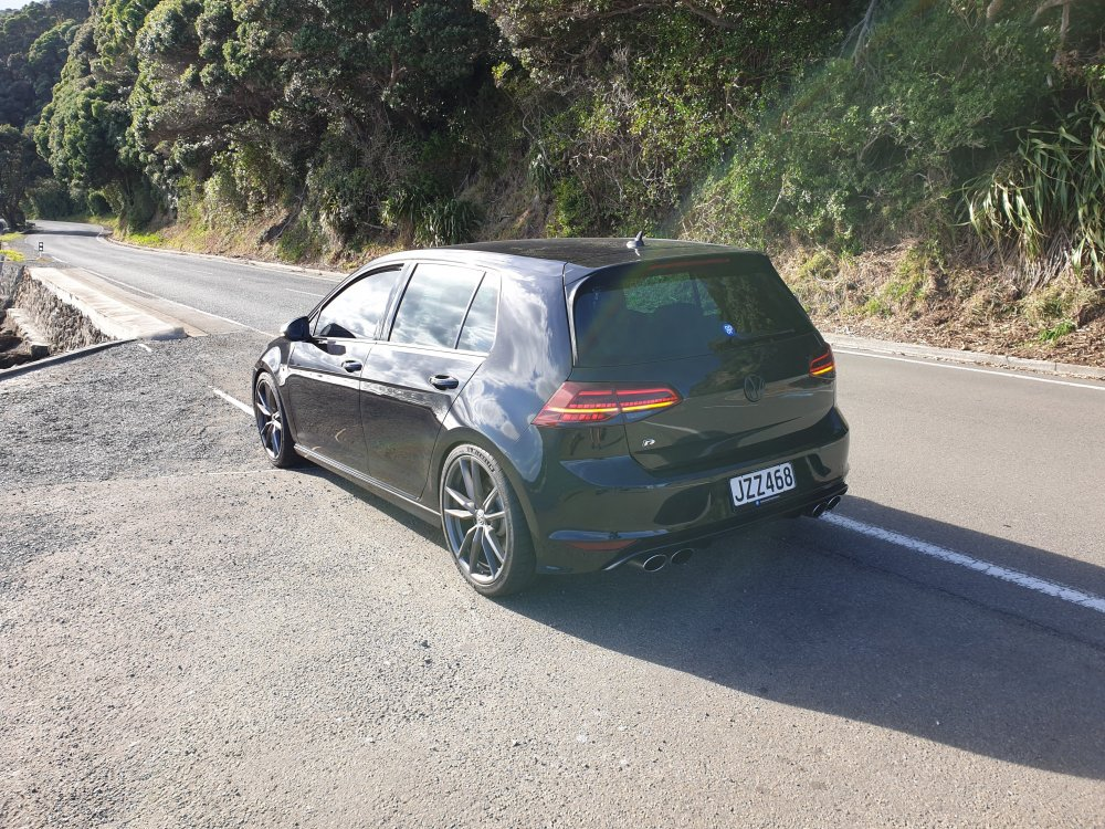 My Golf R at Shelly Bay May 2020 8.jpg